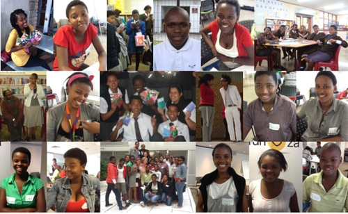 FunDza Beneficiaries