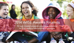 FunDza named as a WISE Awards finalist