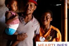 Collaborating with Heartlines over fatherhood campaign