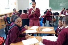 A love for language evident at Sophumelela writing club