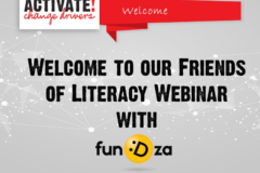 Experimenting with a WhatsApp webinar – thanks Activate!