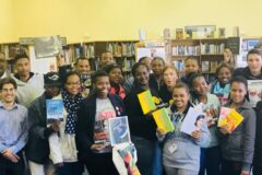 Reading for Enjoyment with False Bay College in 2017