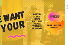 #SLAM4URLIFE wants our youth's Poetry, Music, Art and Tiktoks!