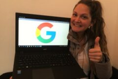 Celebrations as FunDza's Google AdWords account is approved!