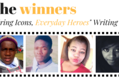 Meet our latest writing competition winners!