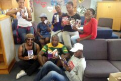 Donation to get teens and young adults reading in Nyanga and Langa