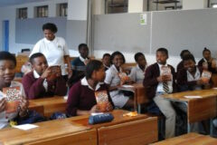 SAEP's innovative approach to reading sessions with FunDza books
