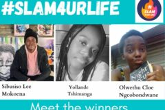 Meet the winners of the #Slam4urLife competition