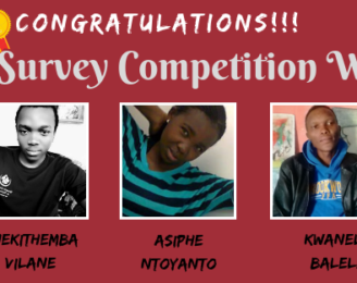 Awesome prizes for the winners of our Summer Survey Competition