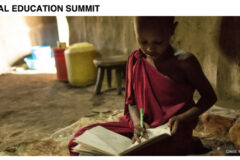 Reflecting on global education challenges at the USAID Summit